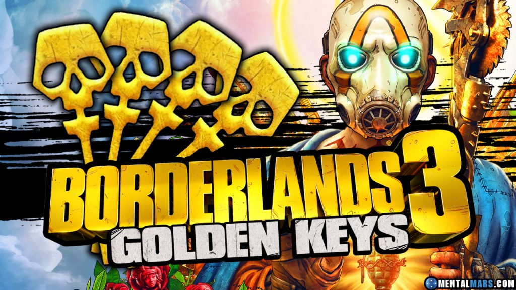 shift codes borderlands 3