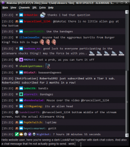 twitch chat logs