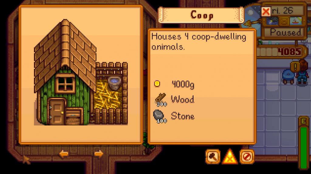 Quests: Pam House Stardew Valley