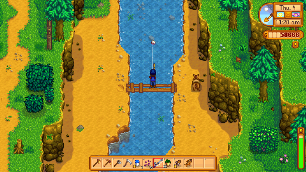 Valuable fish