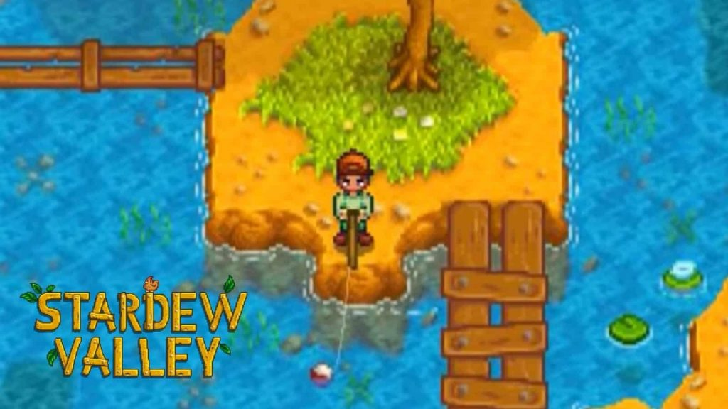 how to attach bait to fishing rod stardew valley